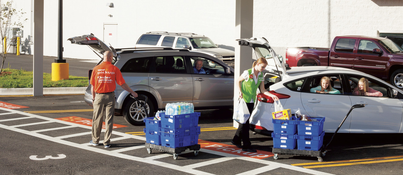 Walmart will allow EBT customers to order their groceries