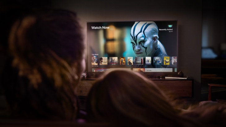 Apple will sell 4K movies via iTunes, and upgrade your HD