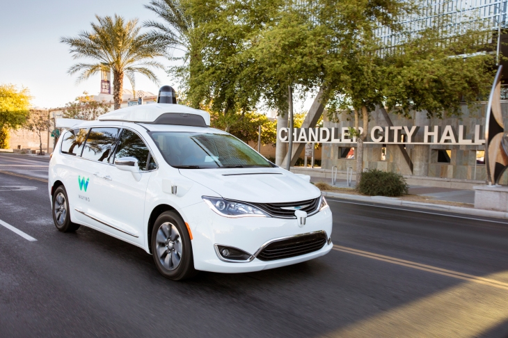 Waymo and Lyft partner to scale self-driving robotaxi