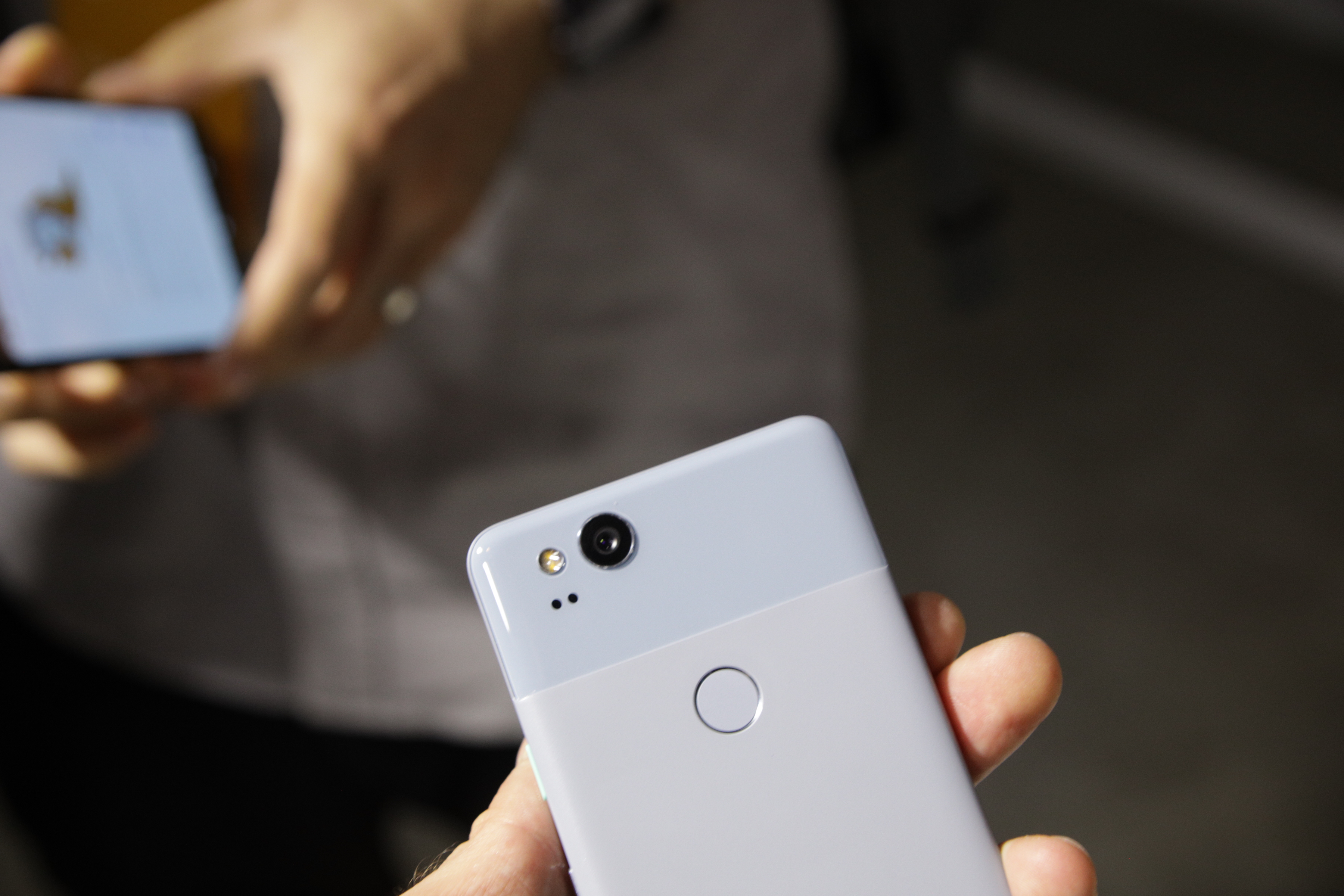 A dormant chip in the Pixel 2 will soon let developers write