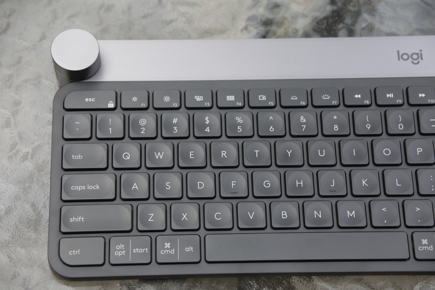 b97a744a834 Logitech's Craft keyboard offers premium typing with big bonuses ...