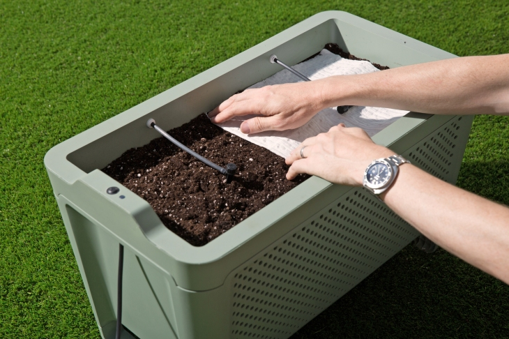 GROW raises $2 4M to to build a smart planter for easy-to