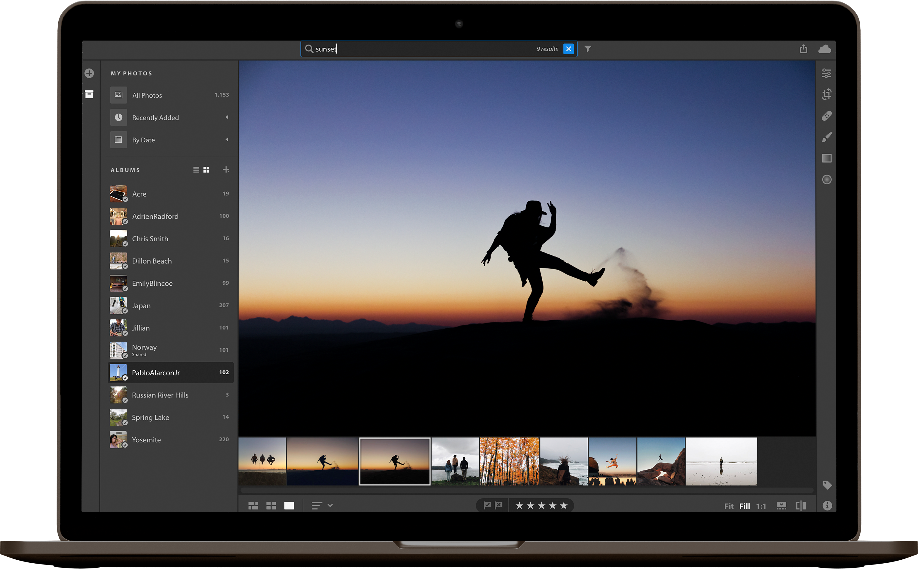 Adobe launches a cloud-centric redesign of Lightroom CC