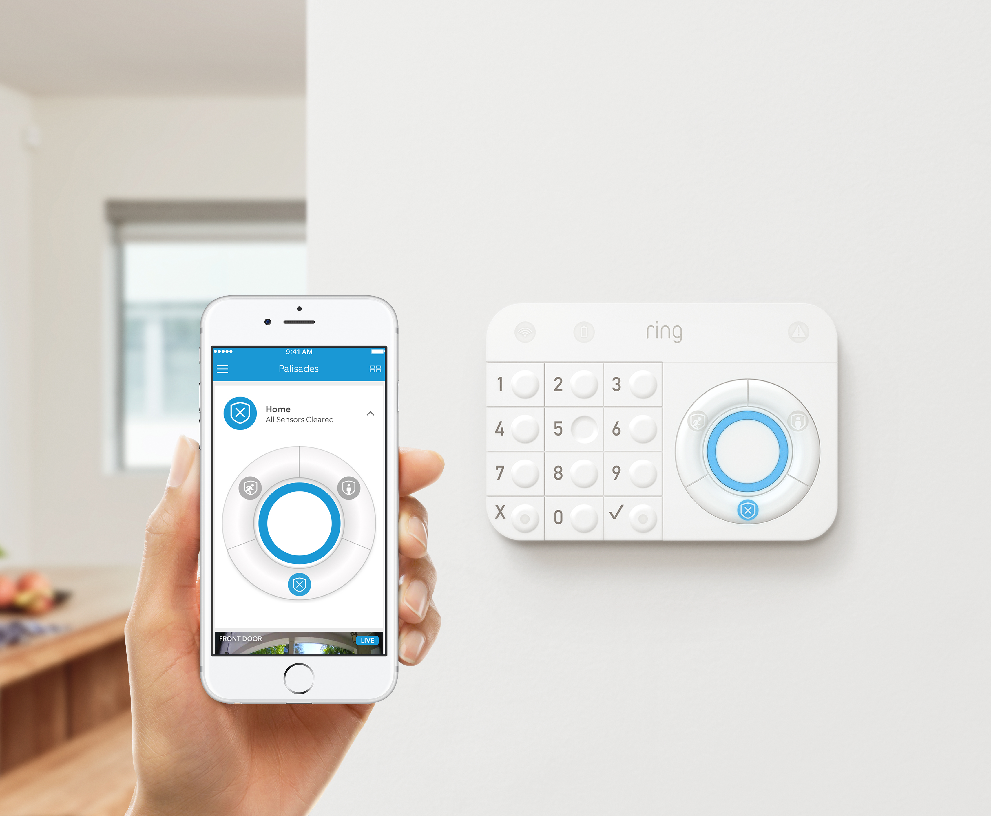 Ring launches Protect its own 199 connected home security system