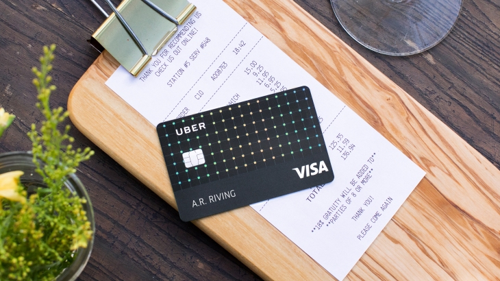 Uber introduces a credit card techcrunch uber is getting into the credit card business reheart Gallery