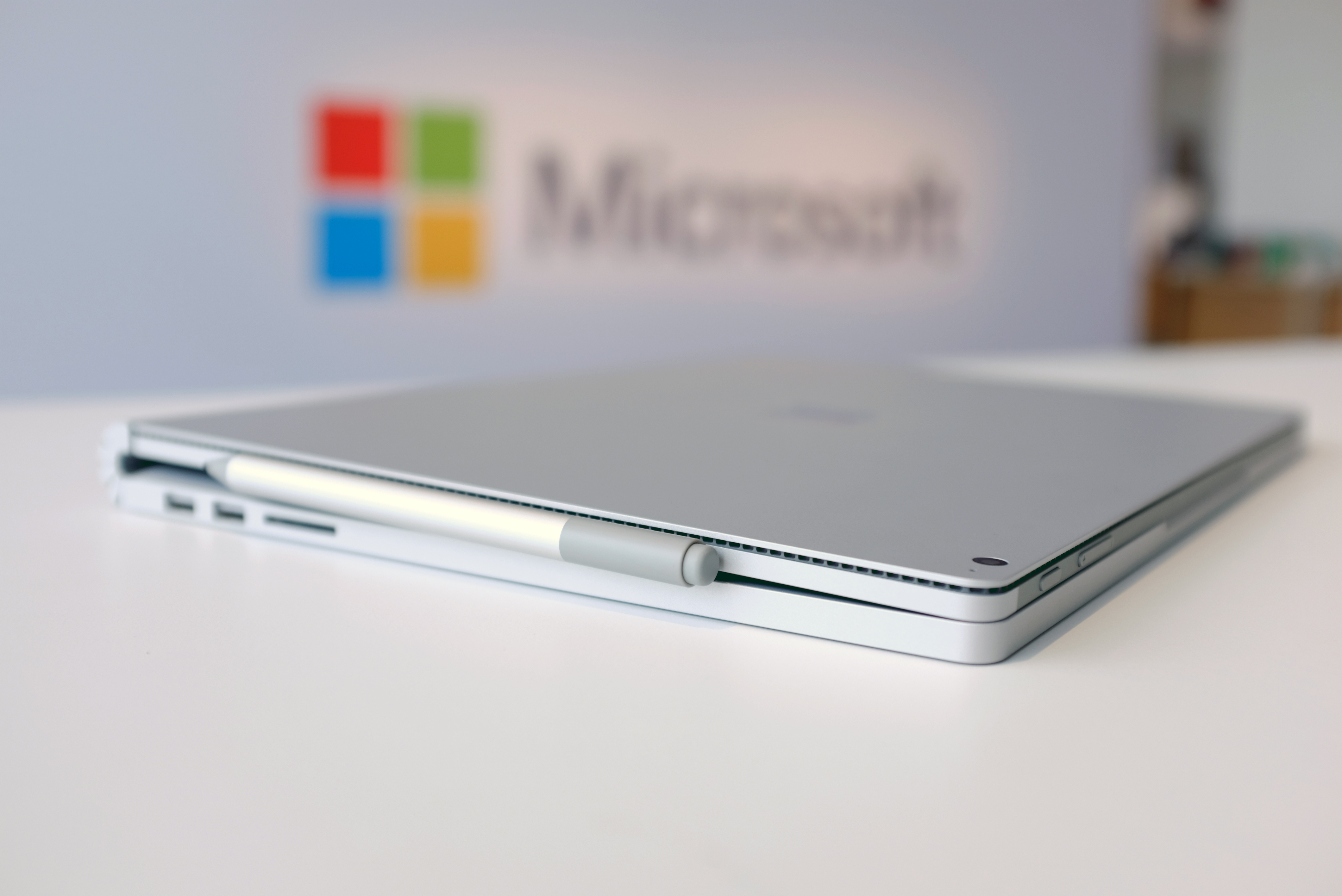 Hands On With Microsoft S High End Surface Book 2 Techcrunch