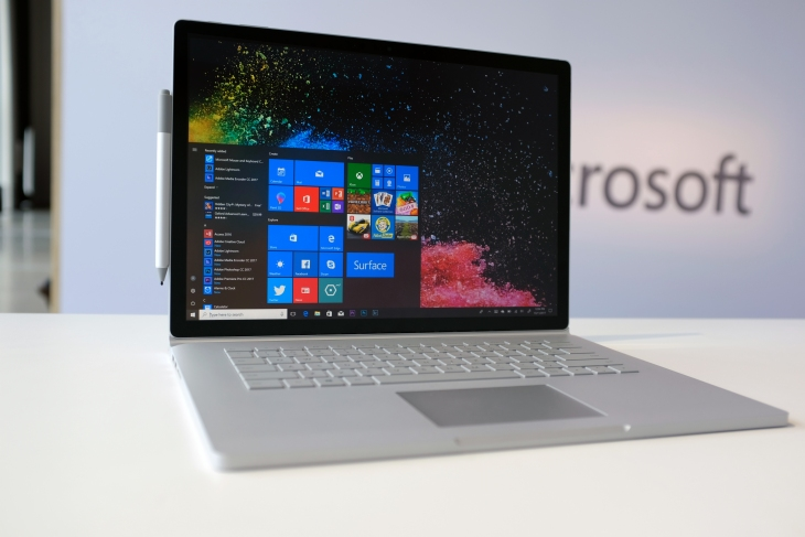 microsoft surface book 2 is a well rounded portable powerhouse