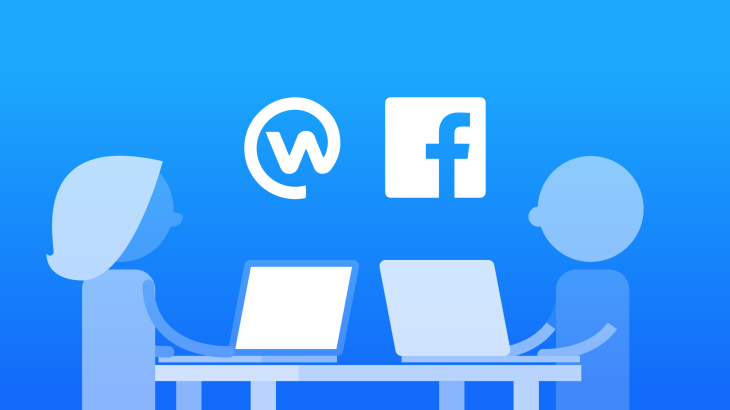 facebook-workplace-chat desktop software screen share