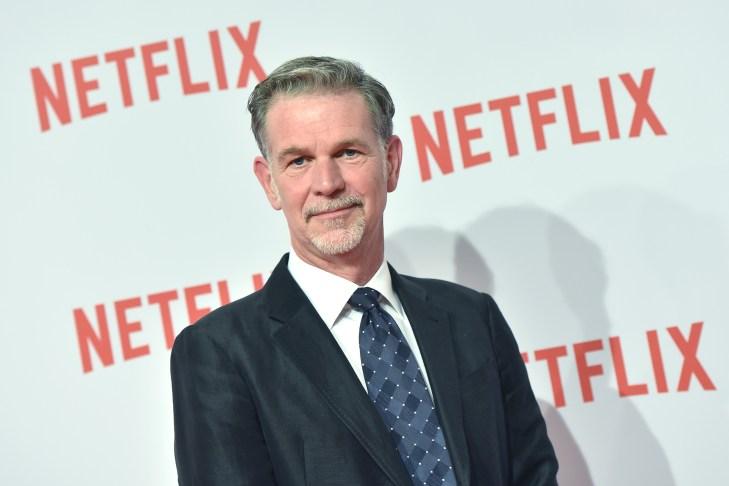 Netflix Launch In Milan – Red Carpet