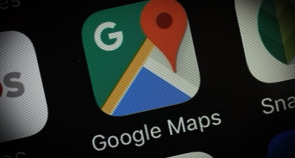 Google Maps goes beyond directions | TechCrunch on google maps update, google maps screenshot, google maps path,