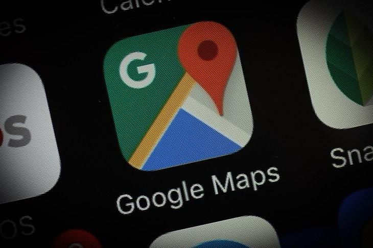 Google maps goes beyond directions techcrunch google maps app icon publicscrutiny Images