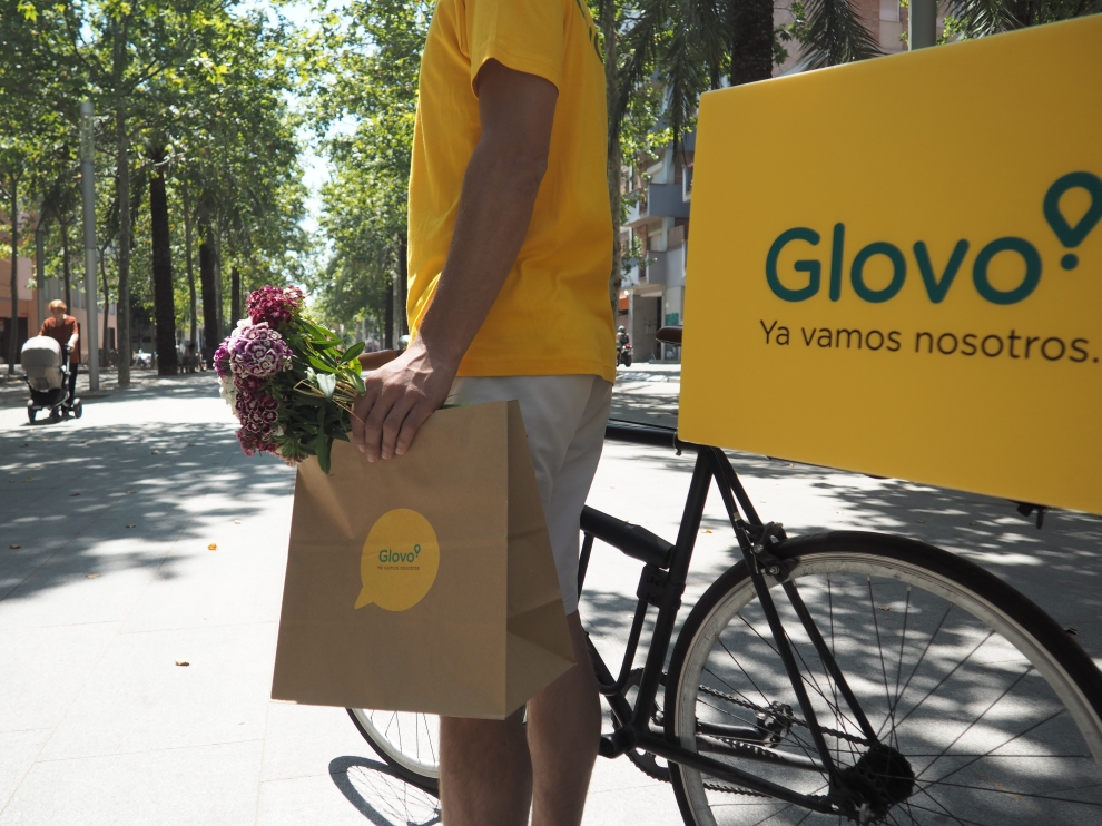 Spain's Glovo grabs $166M Series E for its 'deliver anything' app