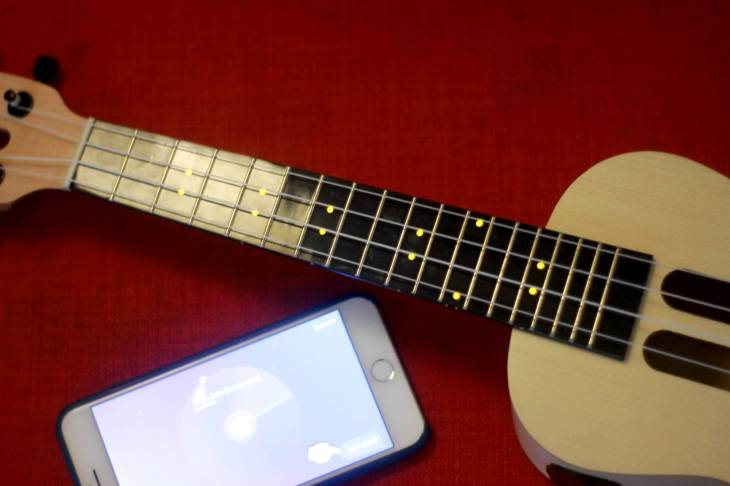 The Populele Makes It Funeasy To Learn The Devils Guitar