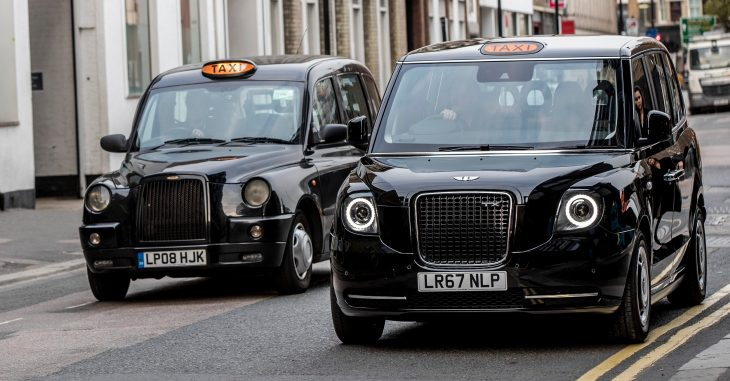 London Puts New Hybrid Electric Black Cabs On Roads Ahead Of Larger Rollout