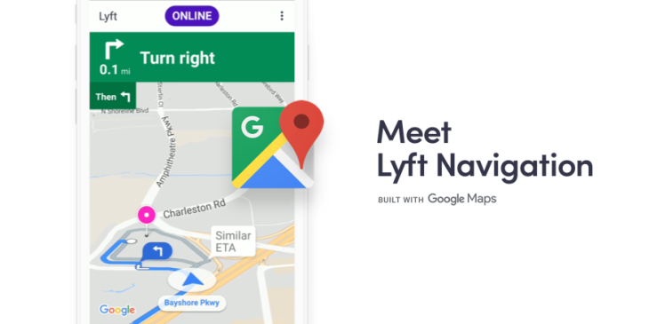 Driver For Google Maps on