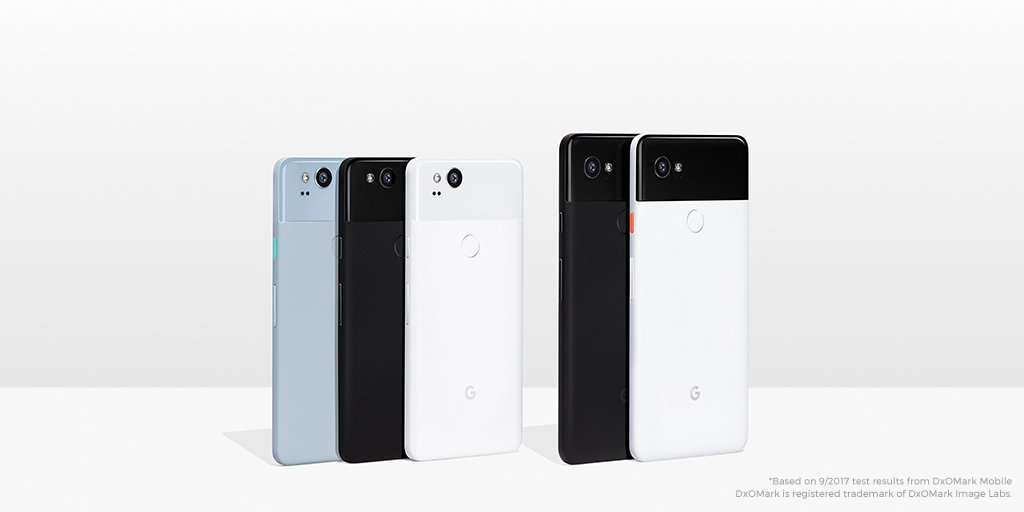 This is the Google Pixel 2, arriving October 17 for $649 ...