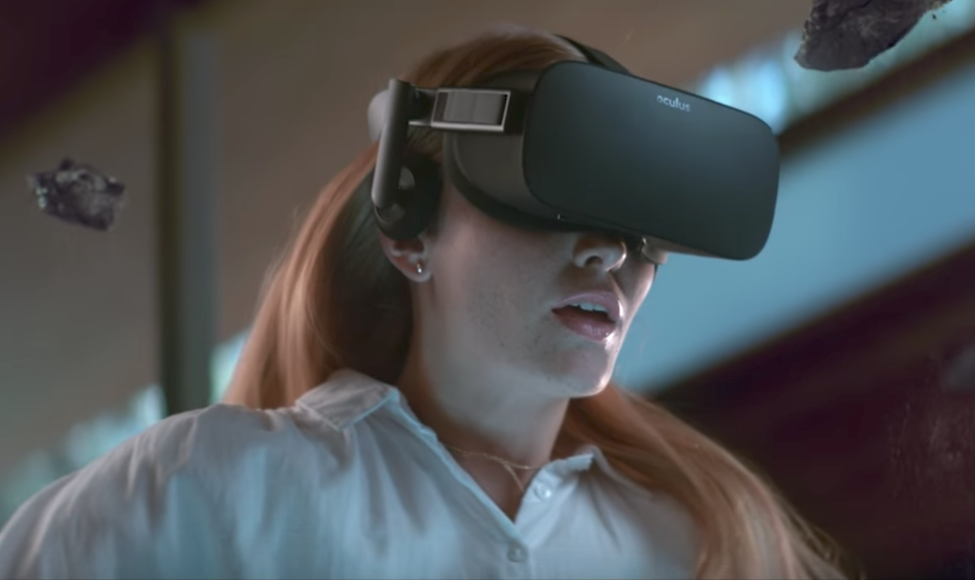 Oculus implements its own GDPR-compliant privacy controls