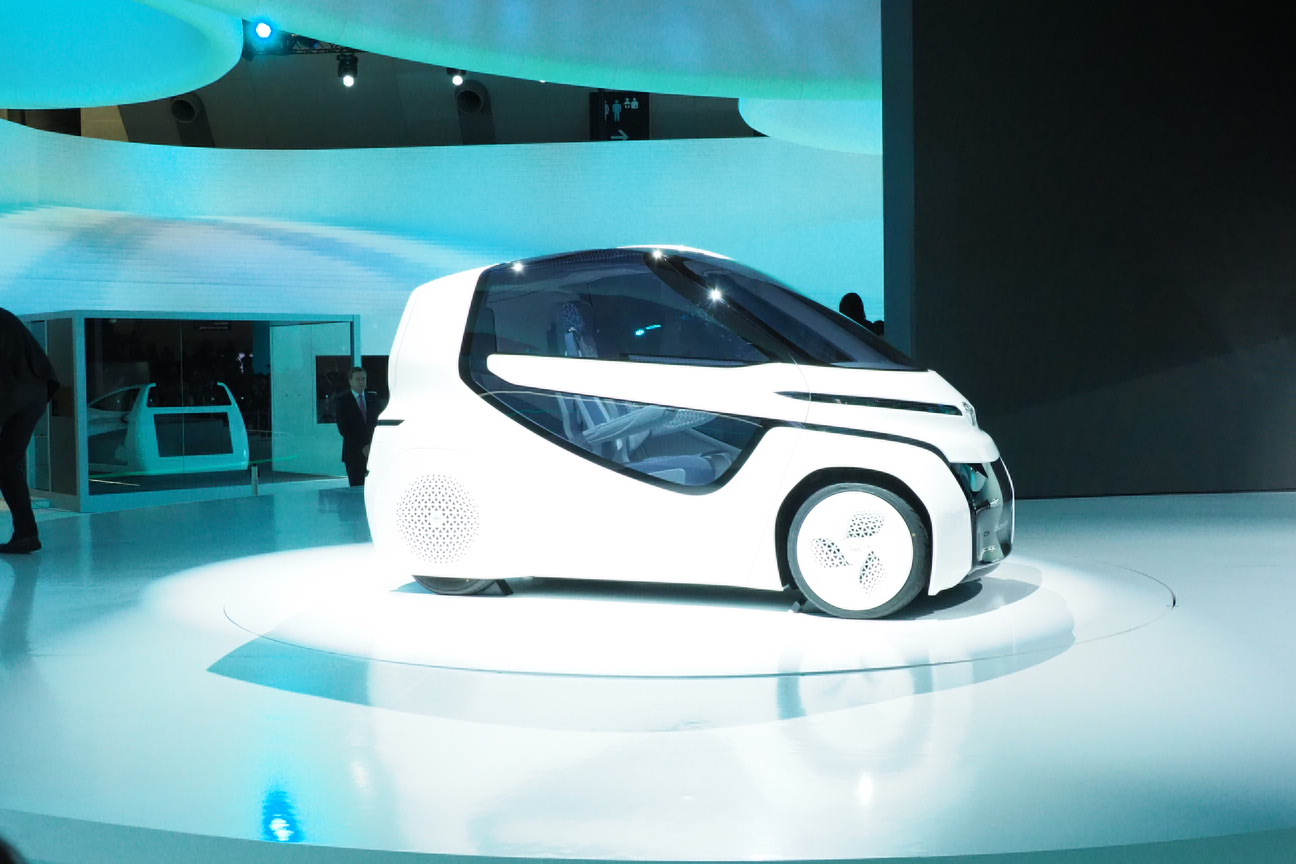 Toyota wants to get us truly crushing on cars | TechCrunch