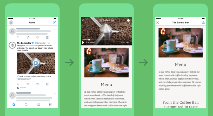 Twitter introduces a new video-centric ad format | TechCrunch