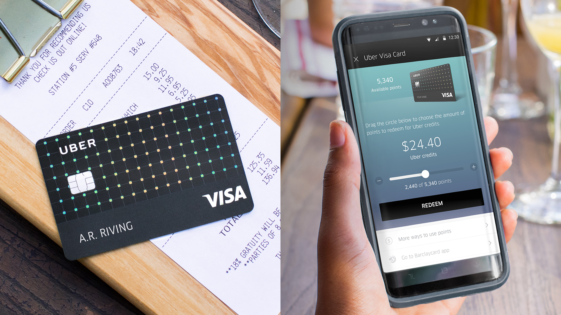 Uber introduces a credit card | TechCrunch