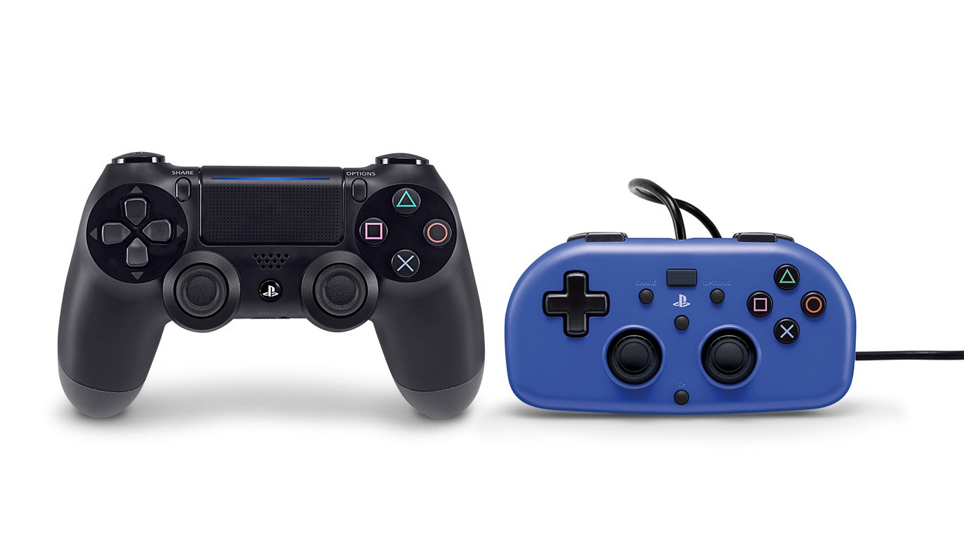 This ultra-cute tiny PS4 controller is a great option for