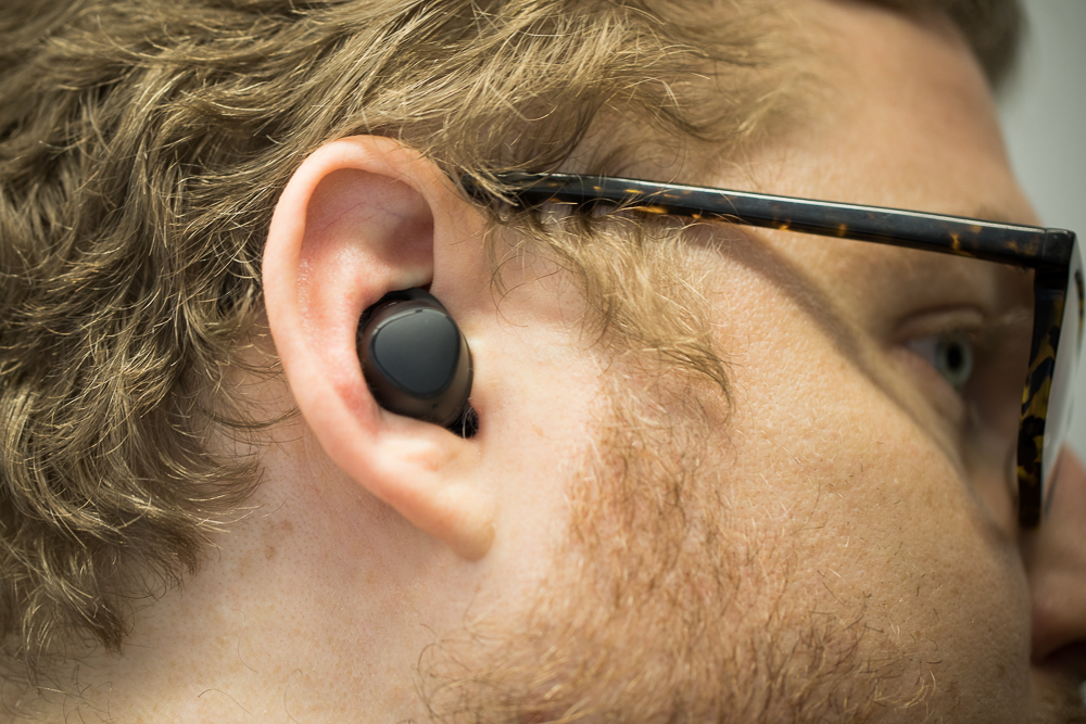 Samsung's Gear IconX earbuds find life outside the gym