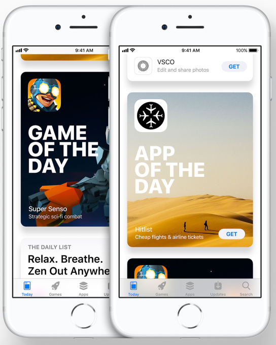 Apple's 'App of the Day' featuring boosts downloads by 1747
