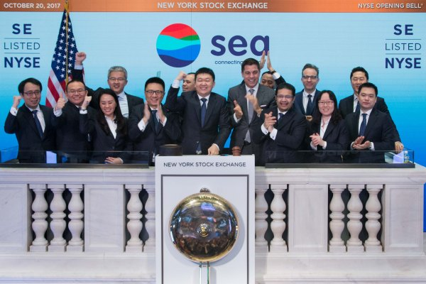 Sea seeks $400M raise to develop its e-commerce and payment businesses se ob photo 171020 press 2