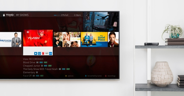 TiVo officially announces its voice-controlled DVRs, the