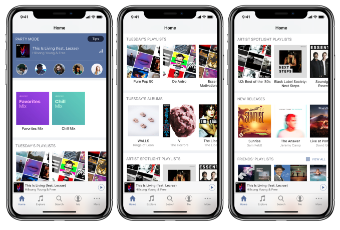 best music player apps on iOS