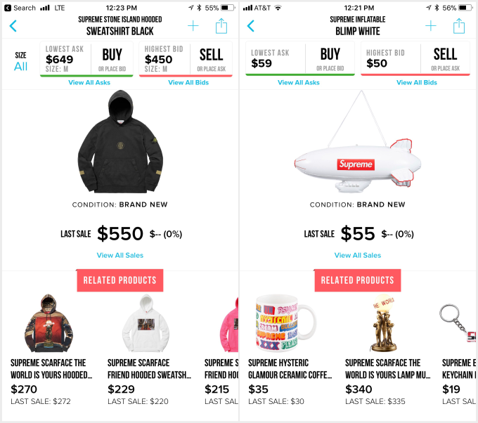08d25b2b33596 StockX is adding a streetwear marketplace