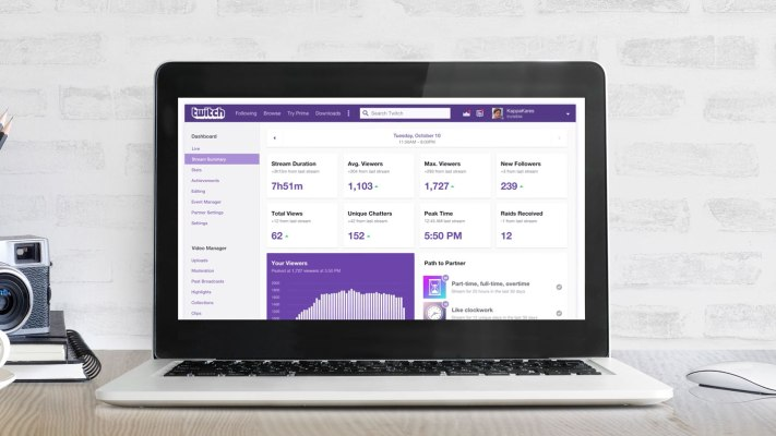 Twitch unveils a suite of new tools to help creators grow their