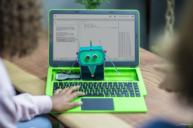 pi-top outs a new laptop for budding coders and hardware
