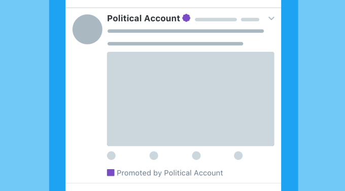 Twitter political ad