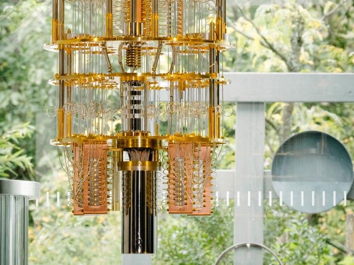 IBM makes 20 qubit quantum computing machine available as a