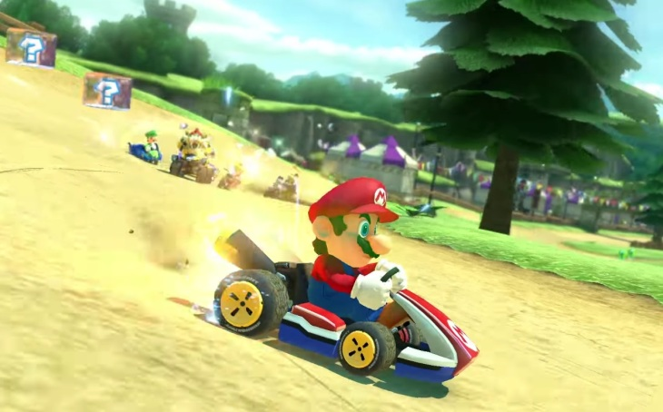 Nintendo's Mario Kart mobile game won't launch until the