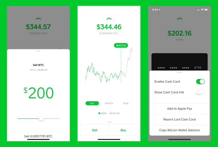 Square Cash is letting some users buy and sell Bitcoin | TechCrunch