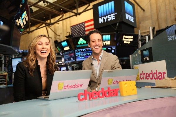 Media startup Cheddar launches its TV channel in Europe with Molotov – TechCrunch