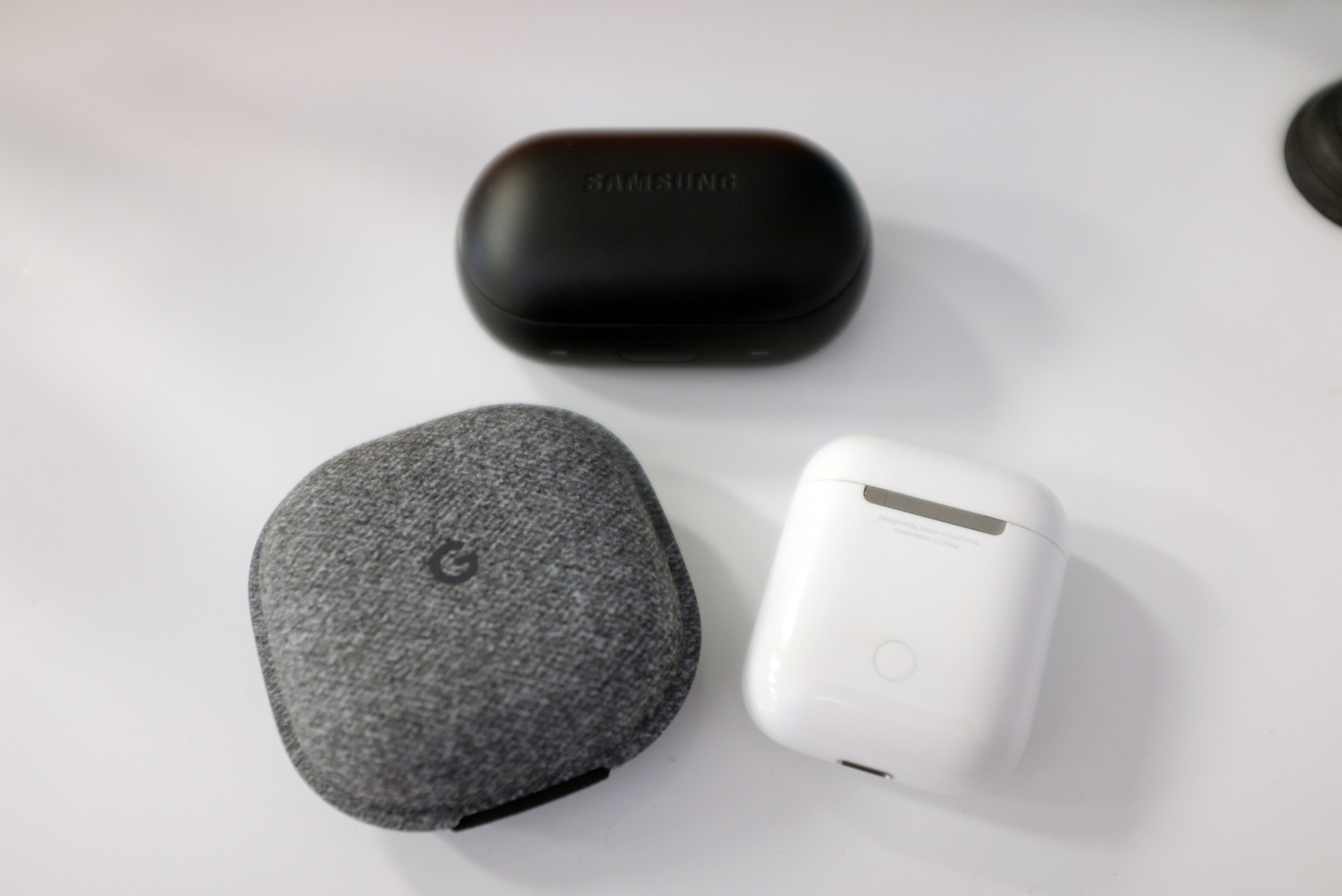 A disappointing debut for Google's Pixel Buds   TechCrunch