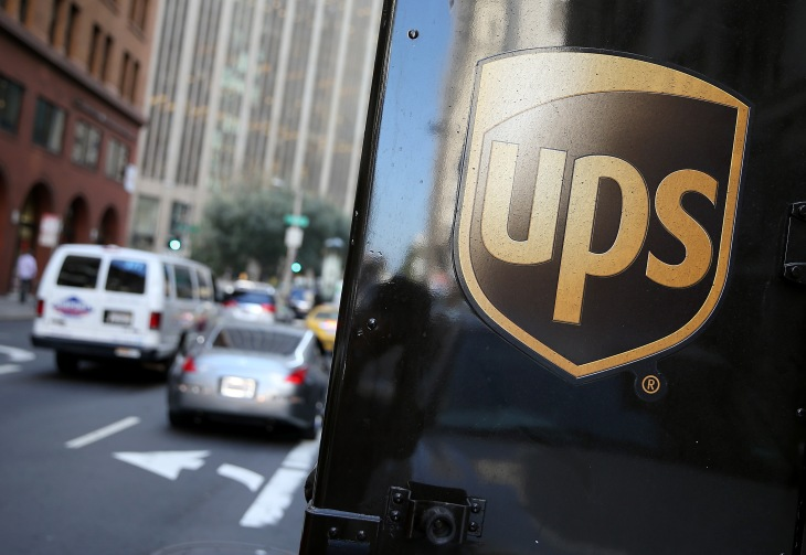 ups posts positive quarterly earnings and forecasts a strong holiday season