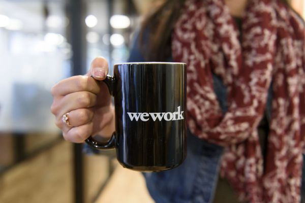 WeWork China raises $500M to triple the number of cities it covers gettyimages 866720210