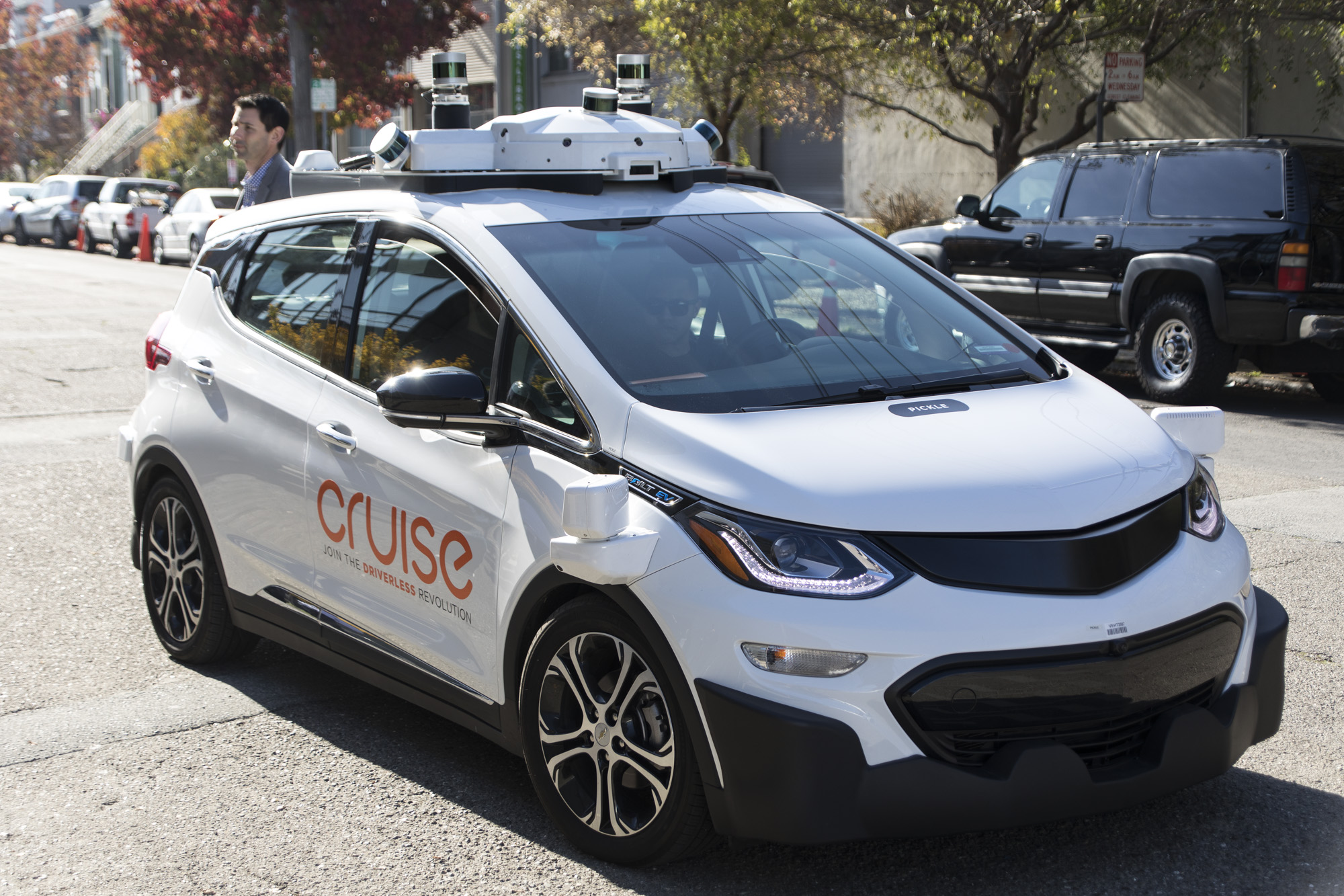 GM Cruise self-driving vehicle company gets $2.25 billion investment