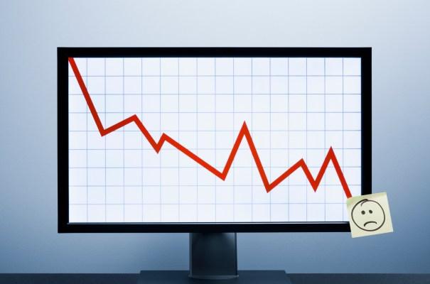 Stocks drop as unemployment spikes - techcrunch