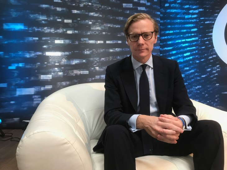 Facebook suspends Cambridge Analytica, the data analysis firm that