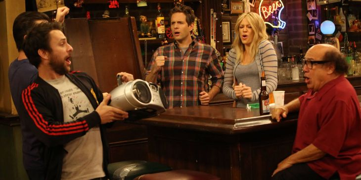 Apple orders a show about a video game studio from the 'It's Always Sunny' gang landscape ustv its always sunny retrospective 4