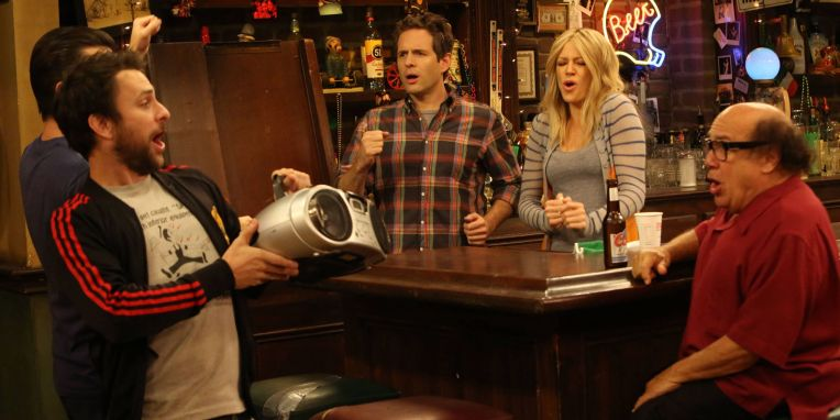 Apple orders a show about a video game studio from the 'It's Always Sunny' gang