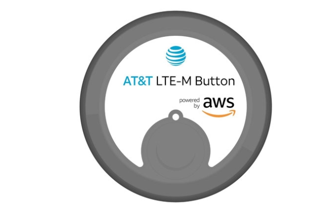 AT&T launches its LTE-powered Amazon Dash-style button