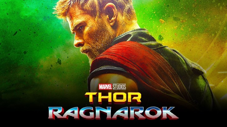The Posters And Trailers For Thor Ragnarok Promised Something Different A Movie Thats Little More Psychedelic Than Your Typical Marvel Film