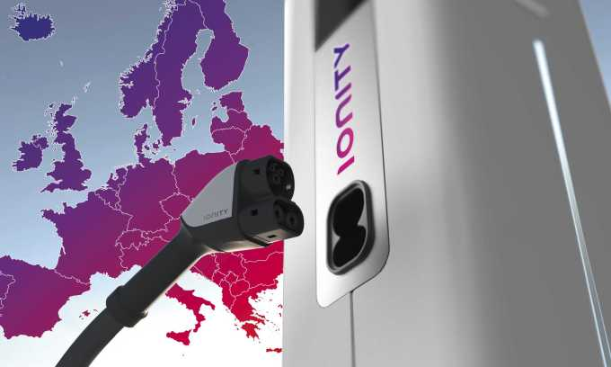 bmw, daimler, ford and volkswagen team up on high-power charging