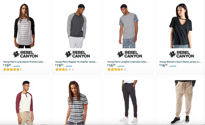 80b4cafc69 And Rebel Canyon is a men s and women s athleisure line that could take on  Lululemon.